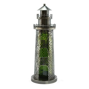 Light House 1 Bottle Tabletop Wine Rack b..