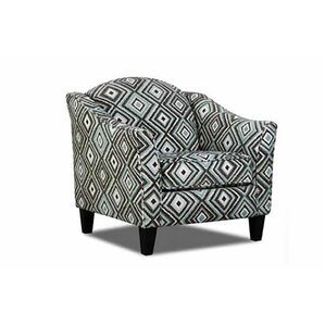CaliforniaBay Bay Accent Club Chair by Latit..