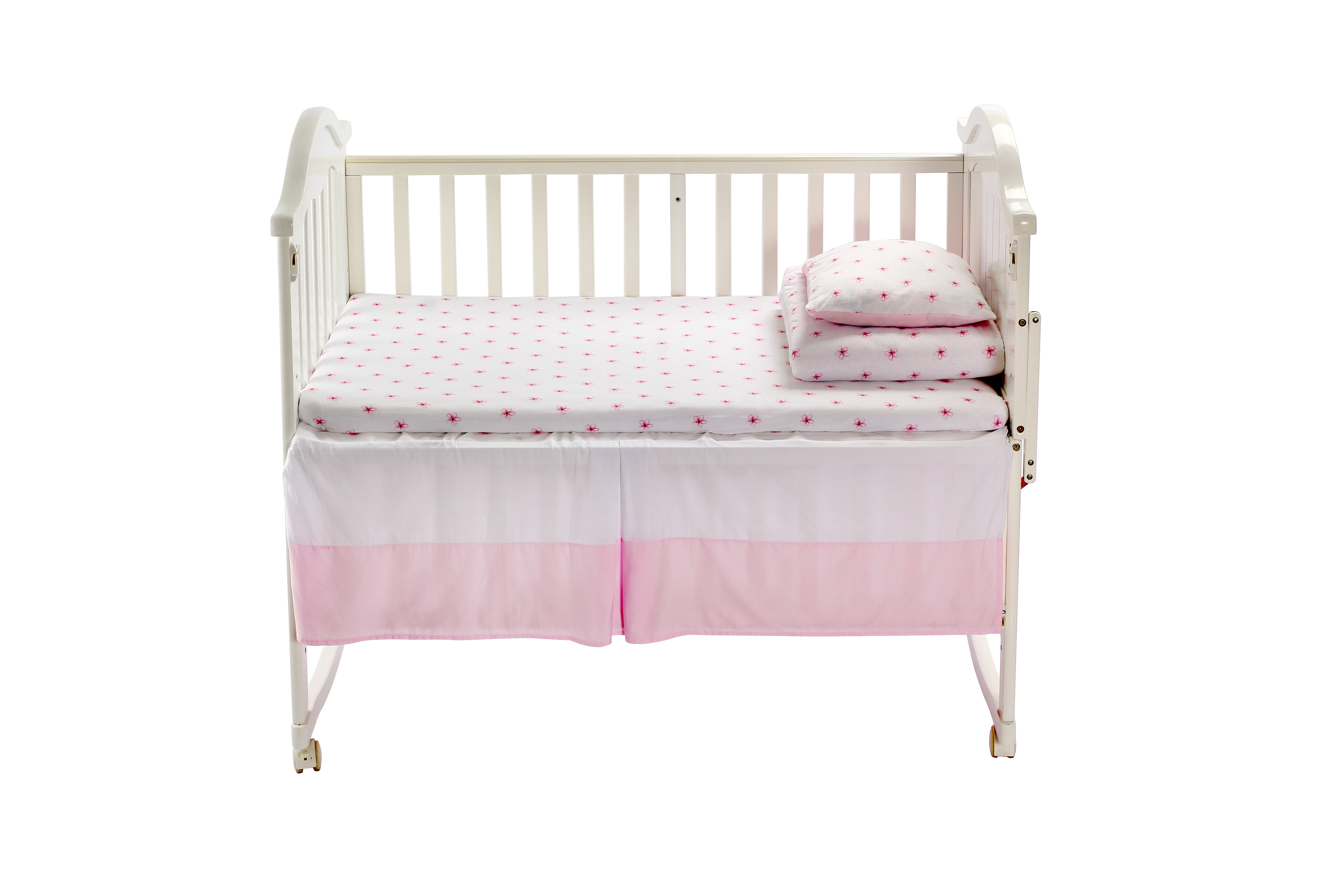 Efactorytomedotcom 4 Piece Baby Crib Bedding Set Wayfair Ca