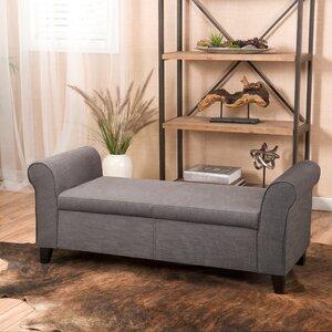 Varian Upholstered Storage Bench