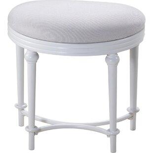 Hampton Vanity Stool Hillsdale Furniture