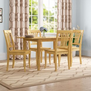 Balfor 5 Piece Dining Set by Andover Mills Bargain