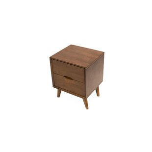 Fullmer 2 Drawer Nightstand