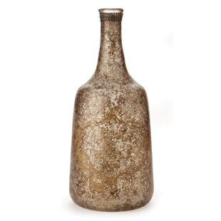 Cotton Mill Tapered Bottle Vase