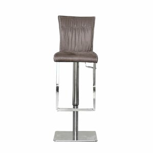 Adjustable Height Swivel Bar Stool by RMG Fine Imports
