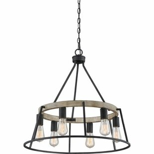 Shop For Dillman 6-Light Foyer Pendant By Williston Forge