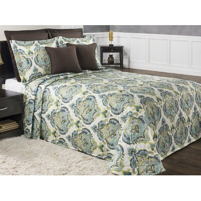 Oversized Longview Single Bedspread Canora Grey Size: King Bedspread