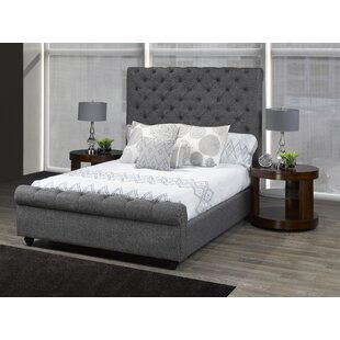 Allistair Upholstered Platform Bed