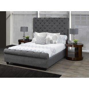 Allistair Upholstered Platform Bed