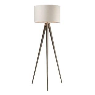 Compare & Buy Watterson 61 Tripod Floor Lamp By Wade Logan