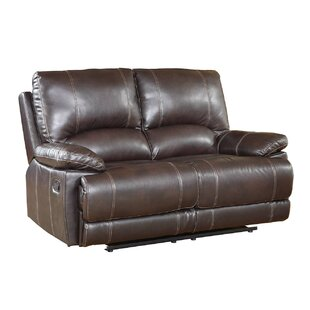 Find a Ullery Upholstered Living Room Recliner Reclining Loveseat by Winston Porter Reviews (2019) & Buyer's Guide