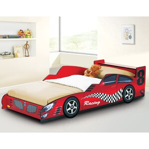 Twin Racing Car Bed by Best Quality Furniture