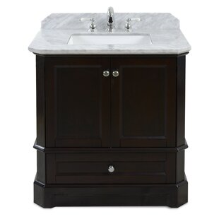 Ellicott 31 Single Bathroom Vanity by Charlton Home
