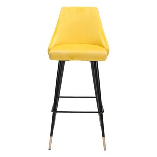 Comparison Colchester 29.5 Bar Stool by Everly Quinn Reviews (2019) & Buyer's Guide