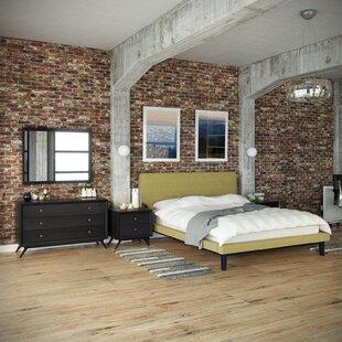 Modway Bethany Queen Platform 4 Piece Bedroom Set