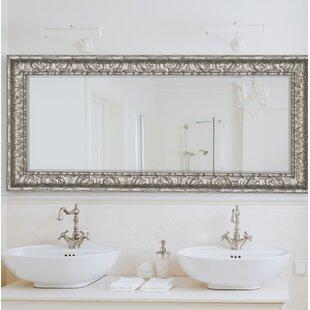 Vintage Silver Wall Mirror ByWilla Arlo Interiors