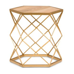 Penniman End Table by Ivy Bronx
