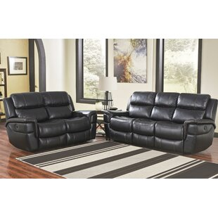 Twomey Reclining 2 Piece Living Room Set