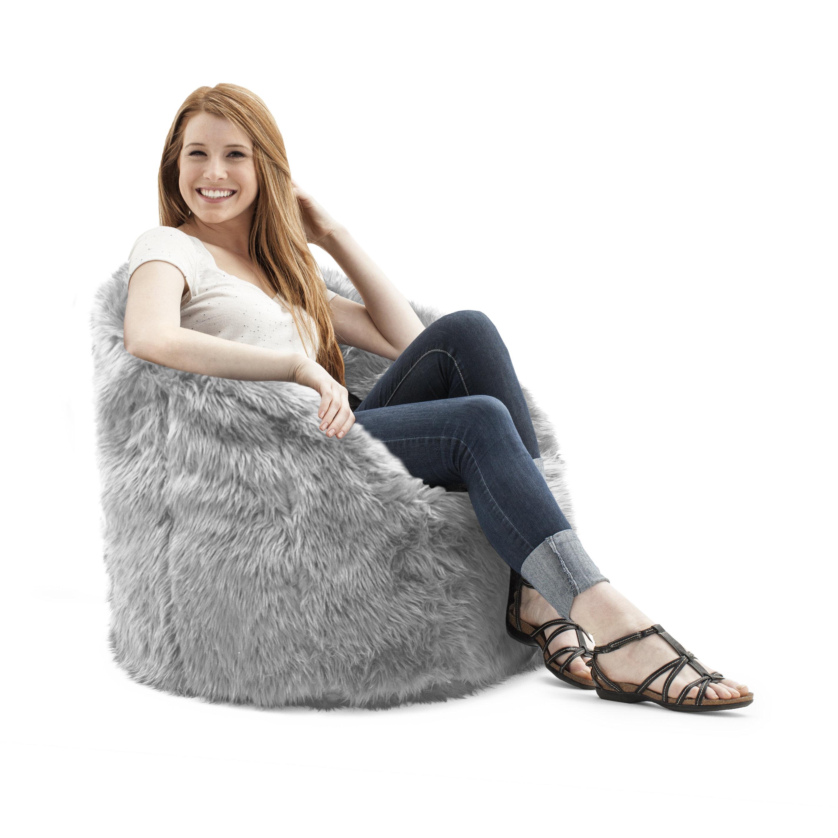 Awe Inspiring Big Joe Milano Medium Bean Bag Chair Pabps2019 Chair Design Images Pabps2019Com