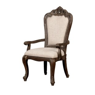 Stallworth Upholstered Dining Chair (Set ..