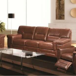 Astoria Leather Sofa