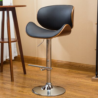 Adjustable Height Black Bar Stools You Ll Love In 2019