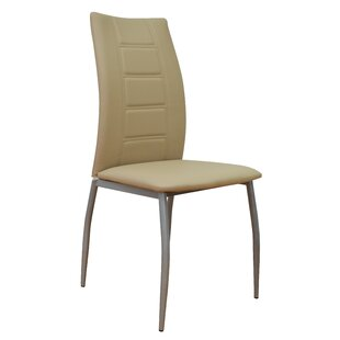 Bargain Satter Upholstered Dining Chair (Set of 2) by Orren Ellis Reviews (2019) & Buyer's Guide