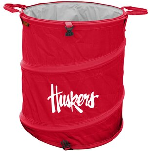 Big Save Collegiate Pop Up Hamper Nebraska ByLogo Brands