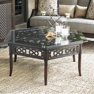 Sands Glass Coffee Table by Tommy Bahama Outdoor
