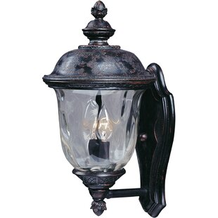 Great Price Hobbes 2-Light Outdoor Sconce By Astoria Grand
