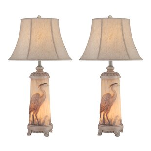 Jezebel Heron 32 Table Lamp (Set of 2)