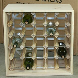 25 Bottle Wine Rack By Symple Stuff