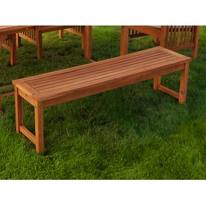 mayers patio dining bench
