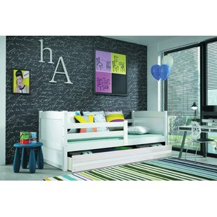 Yoselin Cabin Bed With Drawer By Harriet Bee