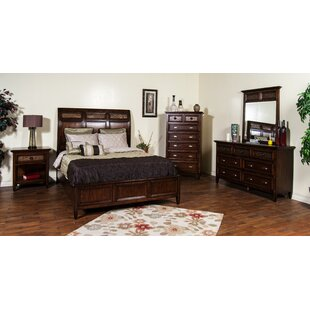 American Prairie Queen Platform Configurable Bedroom Set by Sunny Designs