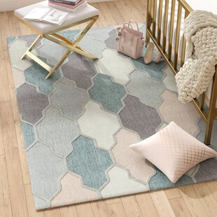 Galya Medium Gray Area Rug by Willa Arlo Interiors