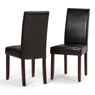 Shop For Acadian Upholstered Dining Chair (Set of 2) By Simpli Home