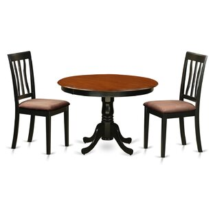 Artin 3 Piece Dining Set by Andover Mills Amazing