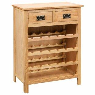Backman 20 Bottle Wine Cabinet By Bloomsbury Market