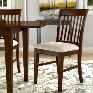 Three Posts Phoenixville Upholstered Dining Chair (Set of 2)