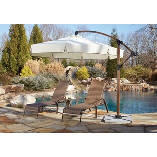 Island Cove 3 Piece Chaise Lounge Set by Panama Jack Outdoor