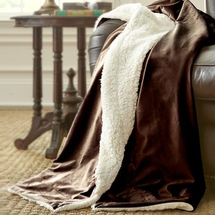 Bernardo Micro Mink Reverse Throw