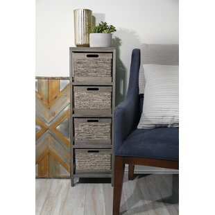 4 Drawer Storage Chest by JIA HOME