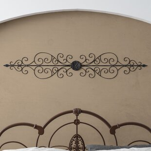 cfe837d51f Oil Rubbed Metal Wall Décor. by Charlton Home