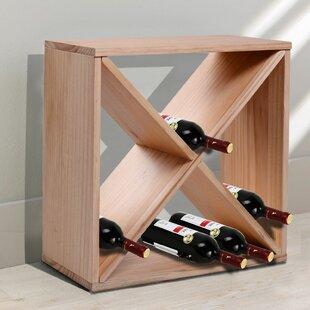 24 Bottle Wine Rack By Symple Stuff