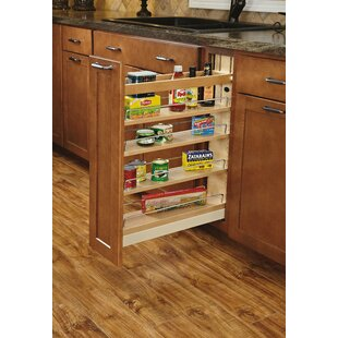 Base Cabinet Organizer Soft Close Pull Out Drawer by Rev-A-Shelf