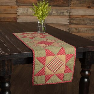 Cauley Star Quilted Runner