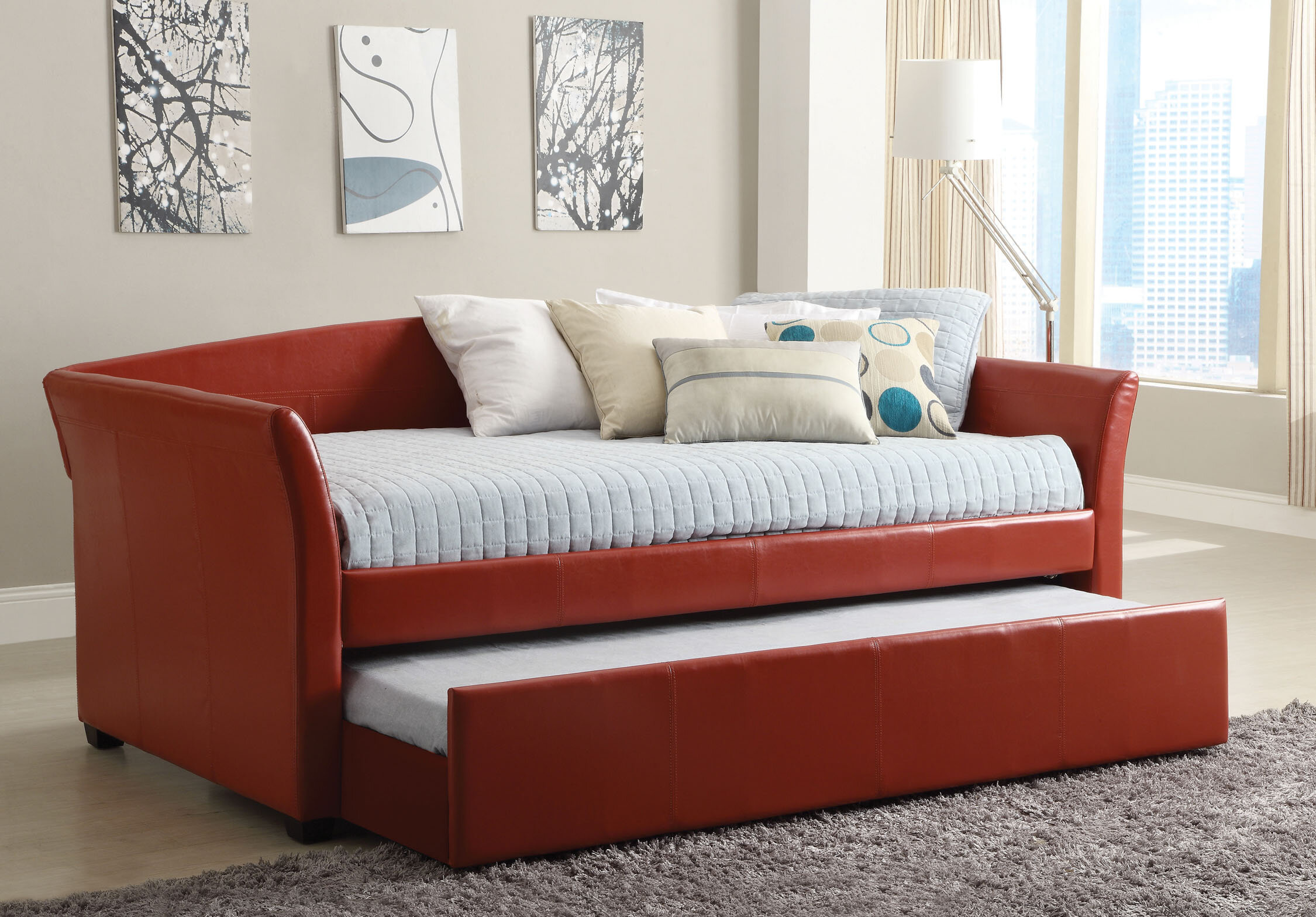 Enjoyable Roma Twin Daybed With Trundle Andrewgaddart Wooden Chair Designs For Living Room Andrewgaddartcom
