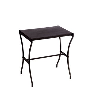 Compare prices Safire End Table By Winston Porter