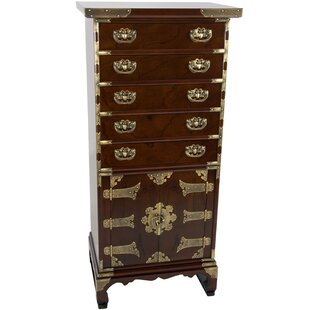 Great Price Korean 5 Drawer Chest By Oriental Furniture